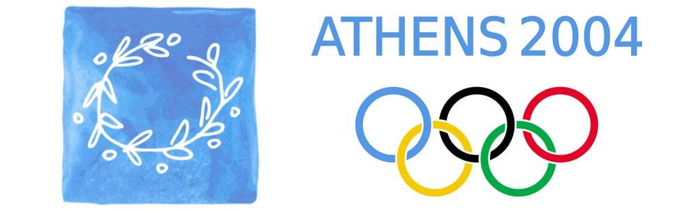 athens 2004 logo horizontial