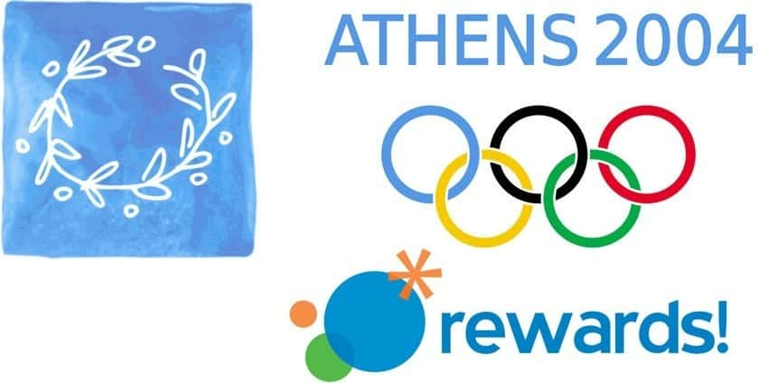 athens 2004 olympic store rewards points