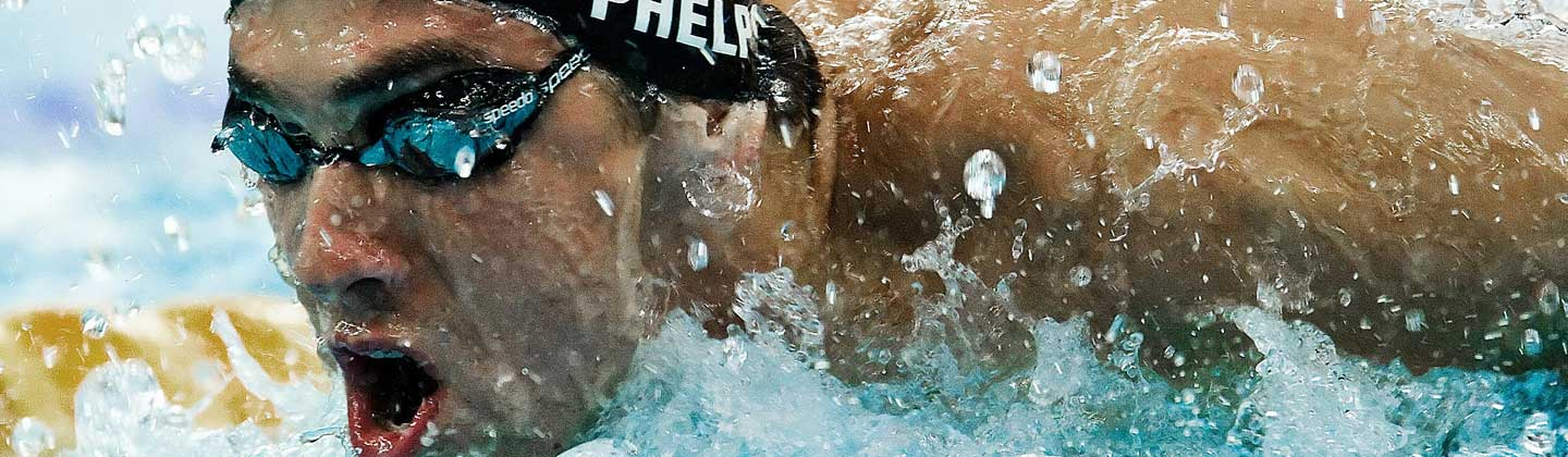 swimming michael phelps athens 2004 olympic games