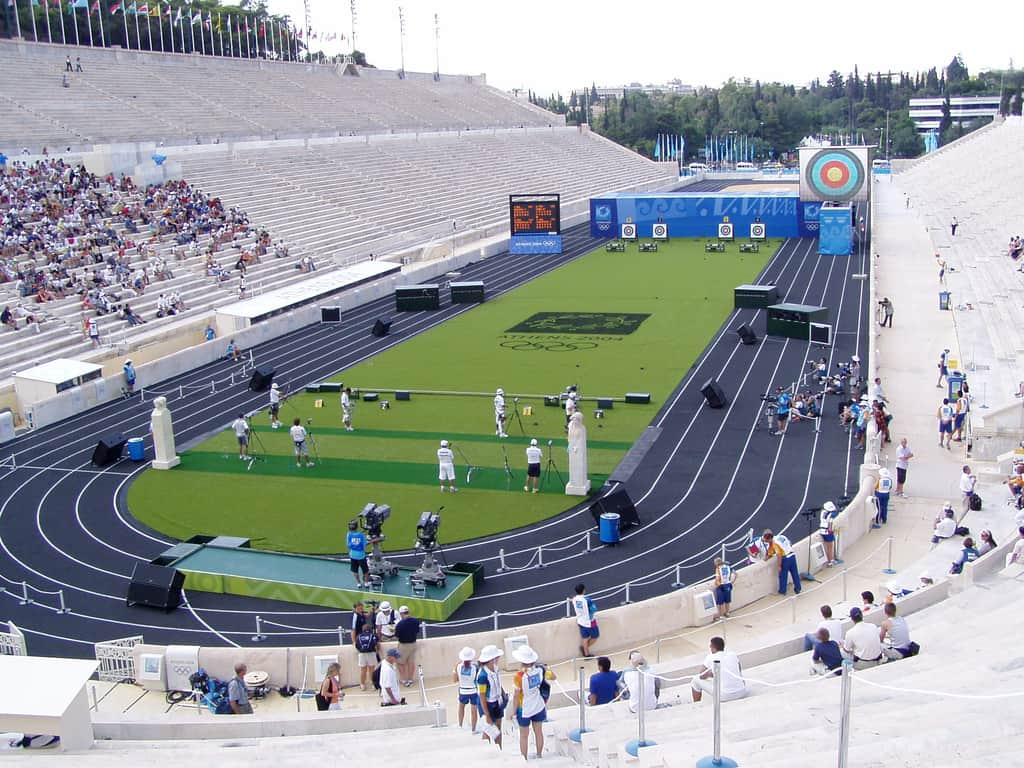 archery sport athens 2004 image page (3)