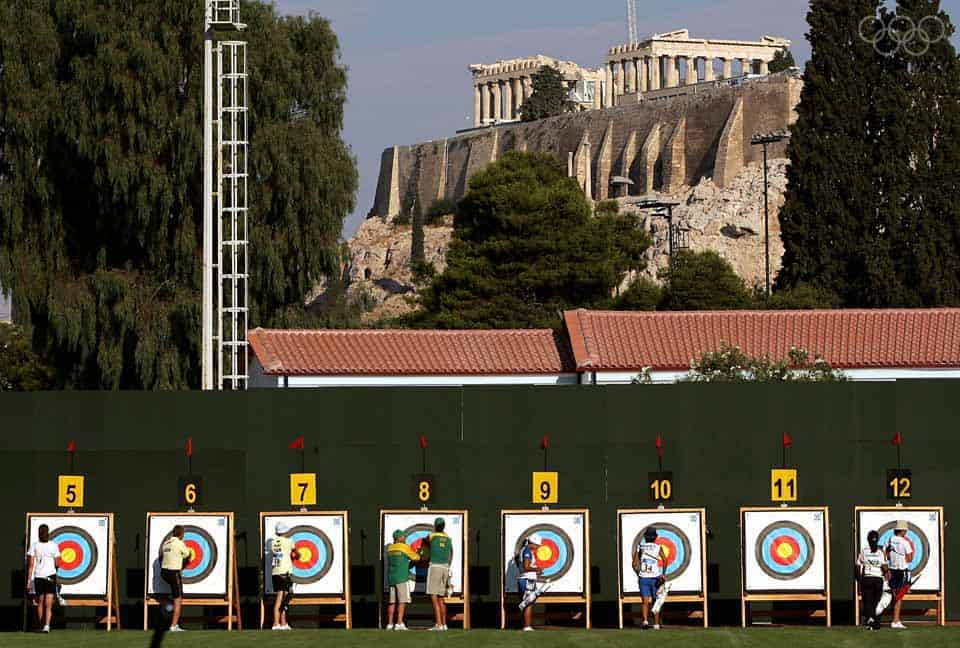 archery sport athens 2004 image page (6)