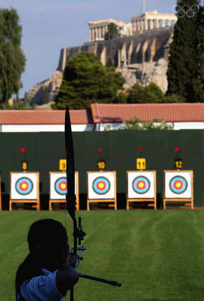 archery sport athens 2004 image page (7)