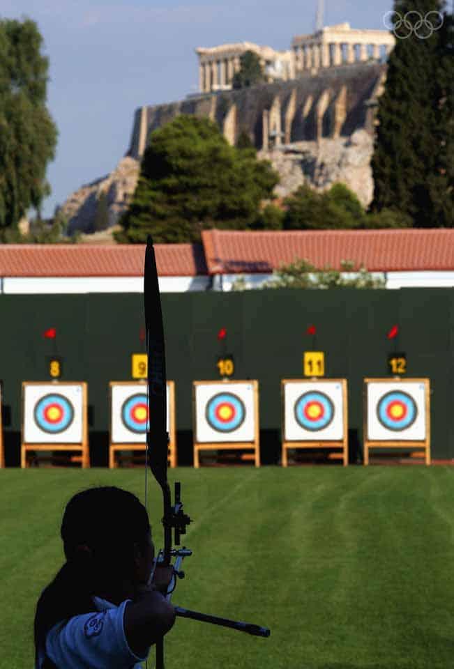 archery sport athens 2004 image page (7)