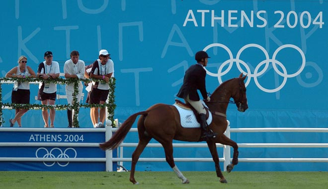 equestrian sport athens 2004 image page (1)