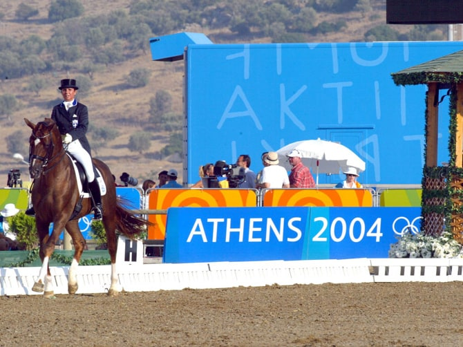equestrian sport athens 2004 image page (2)