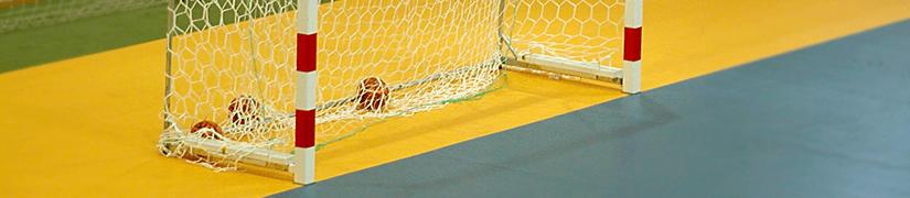 handball sport athens 2004 banner