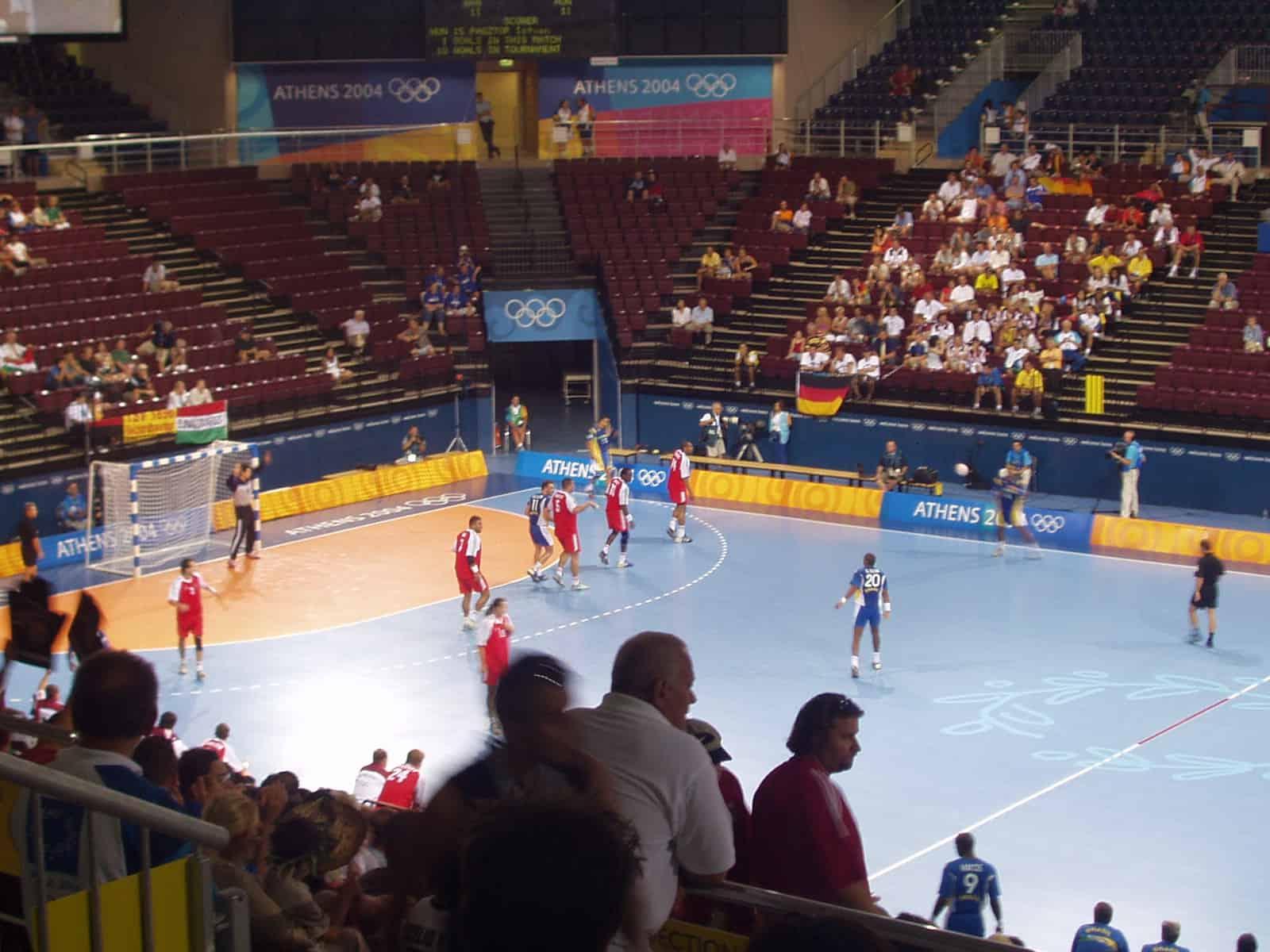 handball sport athens 2004 image page (3)