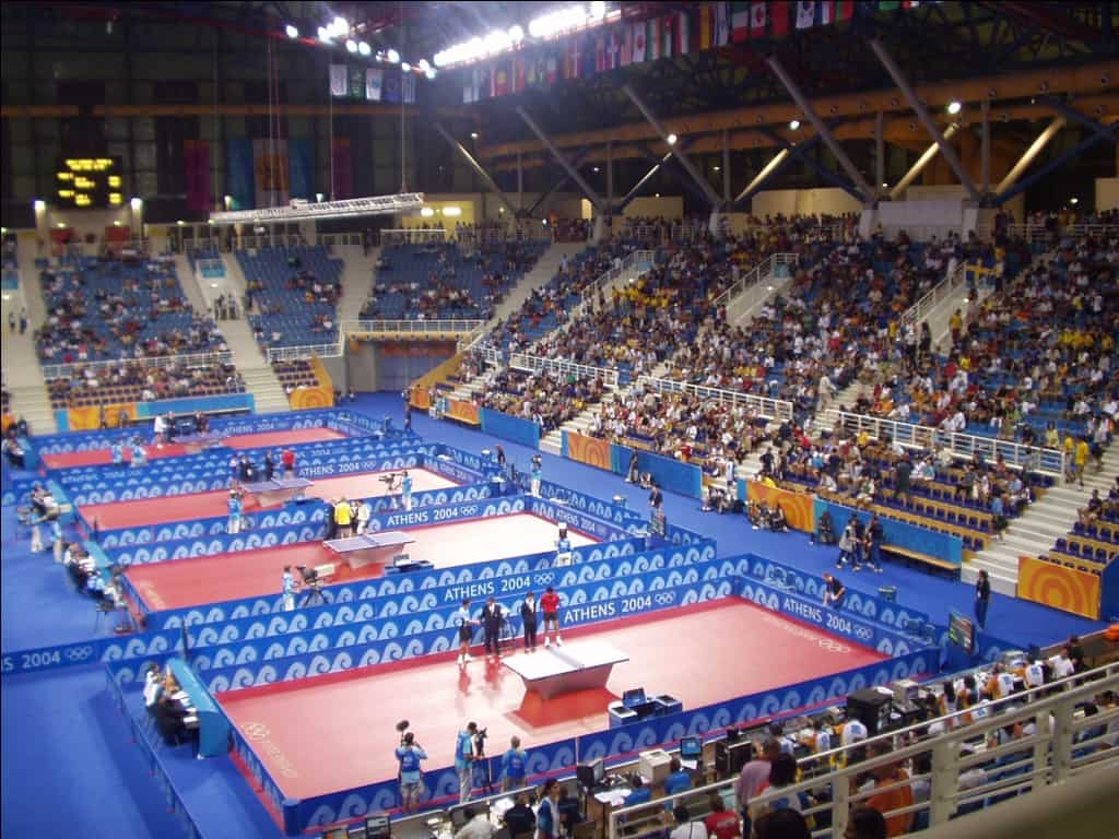 table tennis sport athens 2004 olympic games image page (1)