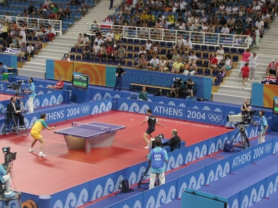 table tennis sport athens 2004 olympic games image page (2)