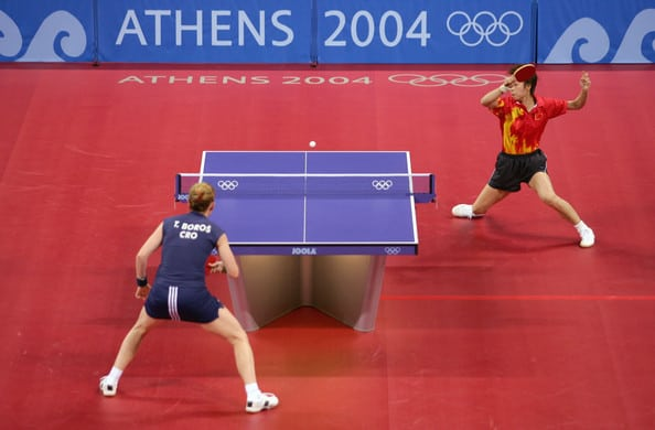 table tennis sport athens 2004 olympic games image page (3)