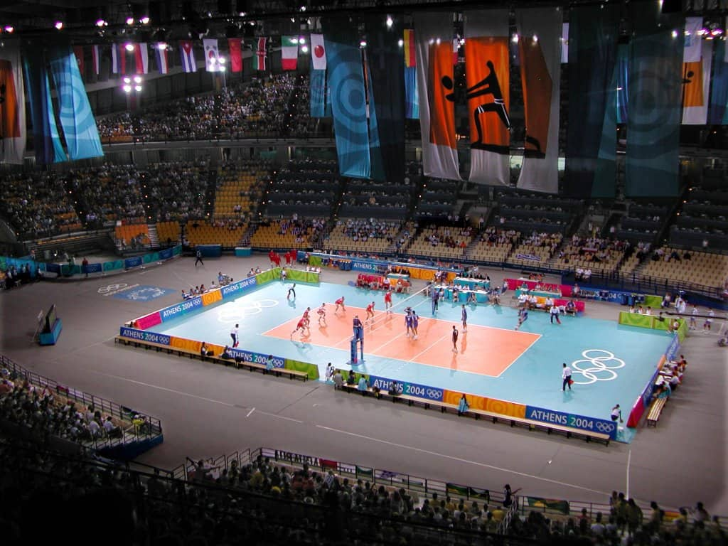 volleyball athens 2004 sport image page (1)