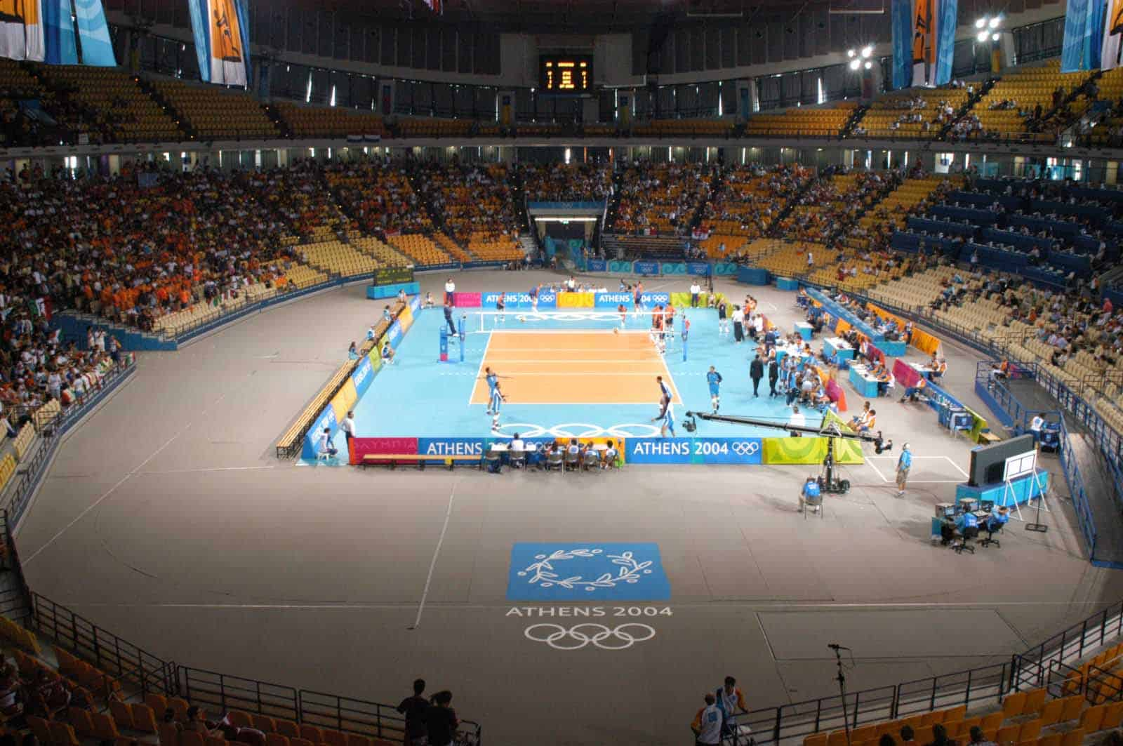 volleyball athens 2004 sport image page (2)