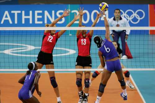 volleyball athens 2004 sport image page (3)