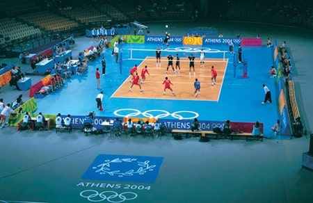 volleyball athens 2004 sport image page (4)