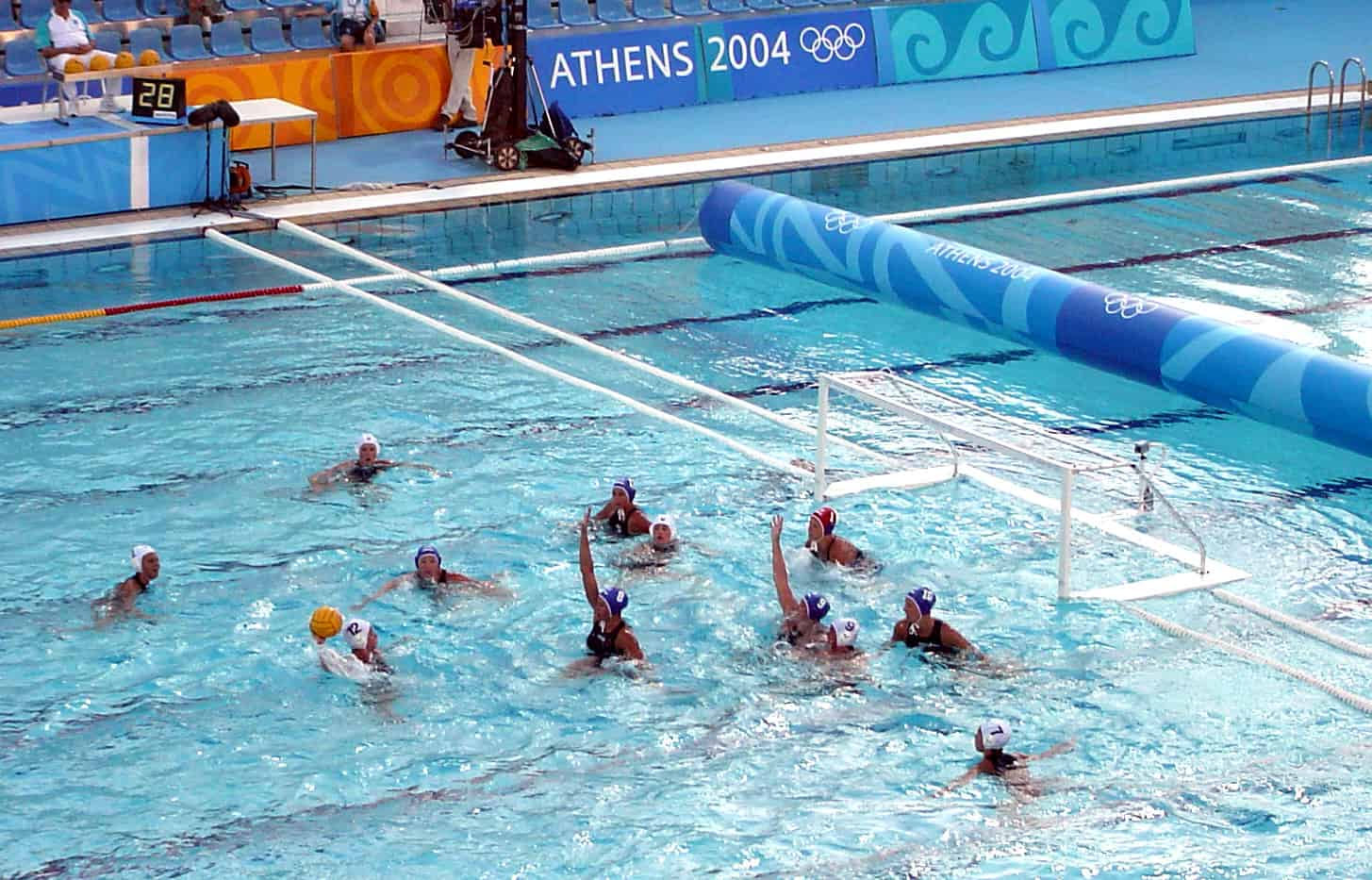 water polo athens 2004 sport image page