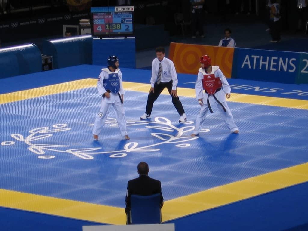 taekwondo athens 2004 sport image page (1)