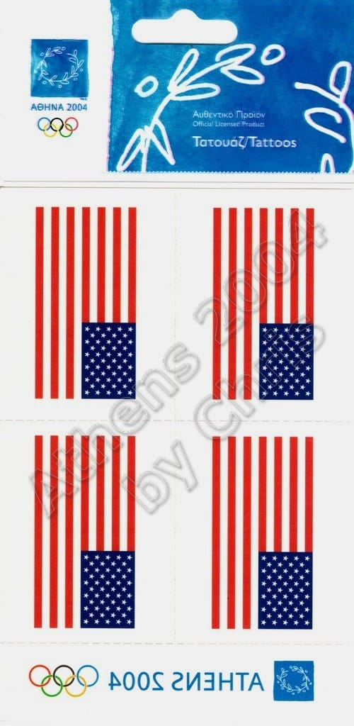 american-flag-tattoos-athens-2004-olympic-games-2
