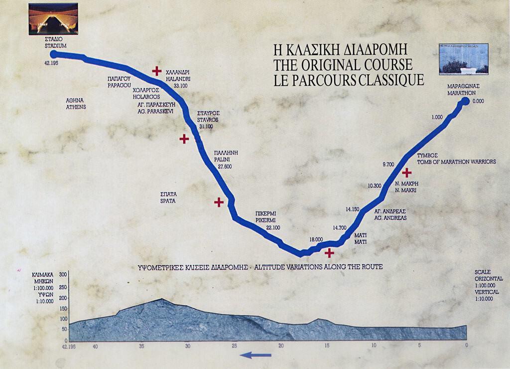 marathon-route-athens-2004