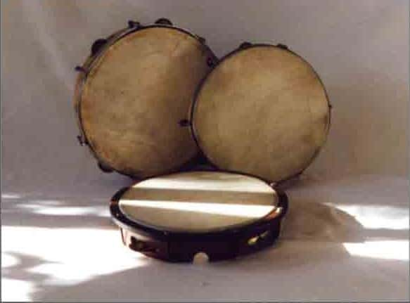 tambourines-musical-instruments-athens-2004-olympic-games